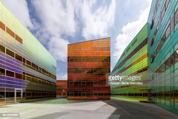 la defense offices - christian beirle stockfoto's en -beelden
