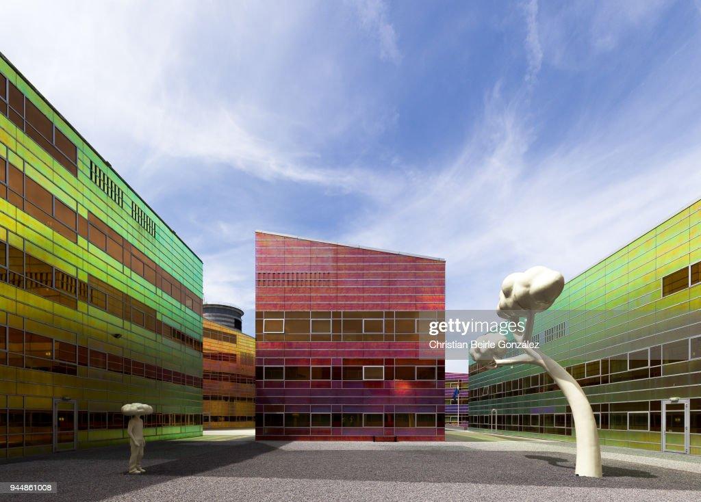 La Defense Offices : Bildbanksbilder
