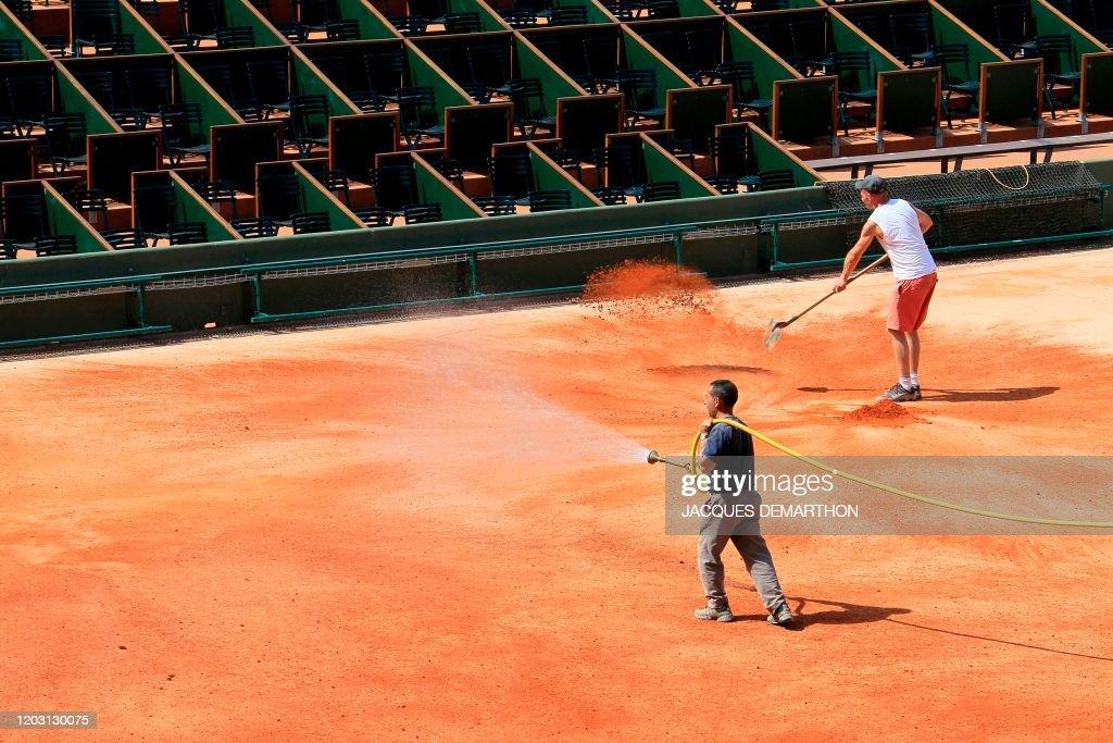 TENNIS-BORG : News Photo