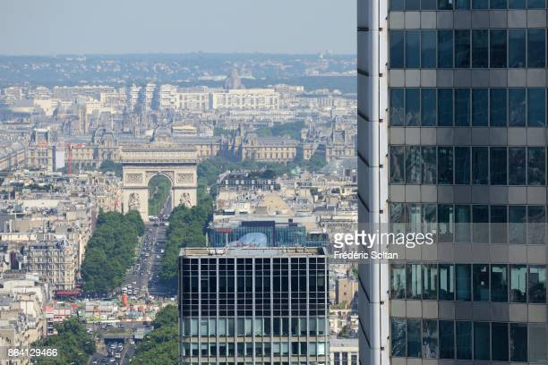 'La Défense' is is a major business district of the Paris Metropolitan Area located in the commune of Courbevoie and parts of Puteaux and Nanterre...