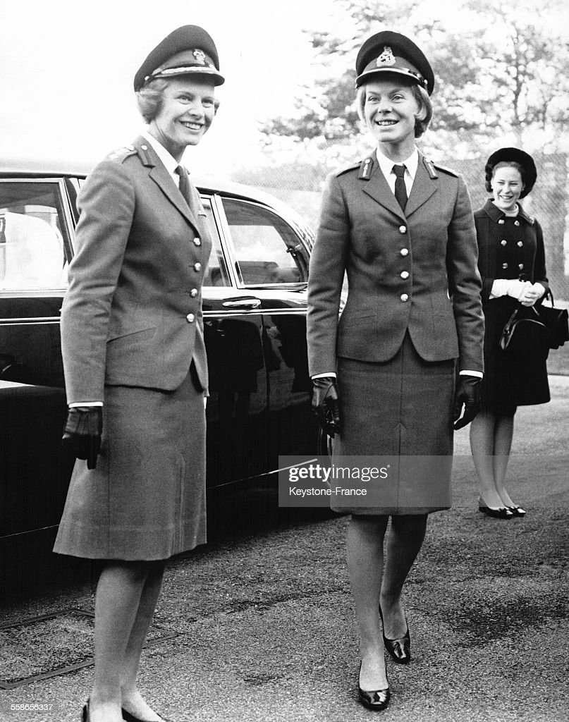 Image result for duchess of kent in wrac uniform