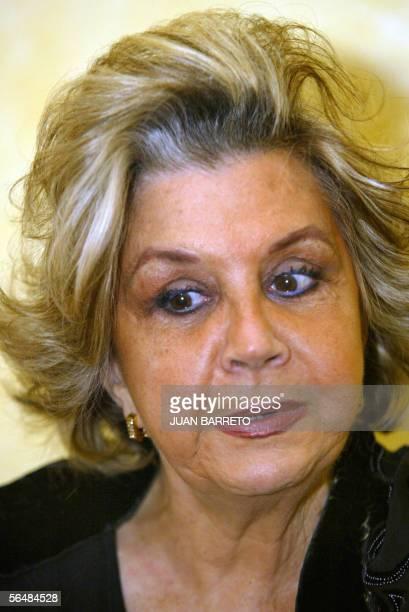 La escritora mexicana Isabel Custodio autora del libro El amor me absolvera recientemente publicado en Mexico en el cual hace referencia al lider...