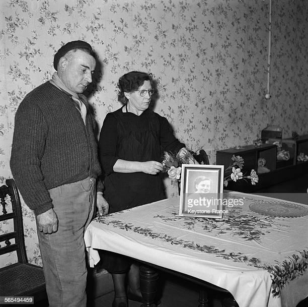 La famille de la victime Régine Fays qui a eu une relation avec Guy Desnoyers curé de la paroisse d'Uruffe et qui a été assassinée par son amant en...
