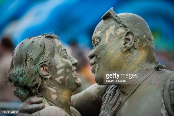La Fête de la boue de Boryeong en Corée du Sud est un festival annuel se tenant chaque été à la fin du mois de juillet Cet évènement vante la...