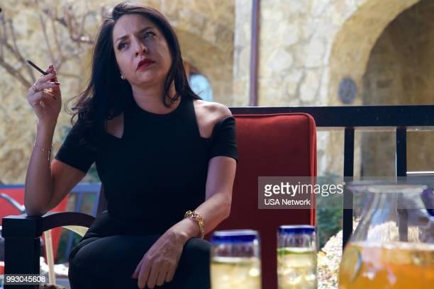 """La Fuerza"""" Episode 304 -- Pictured: Veronica Falcon as Camila --"""