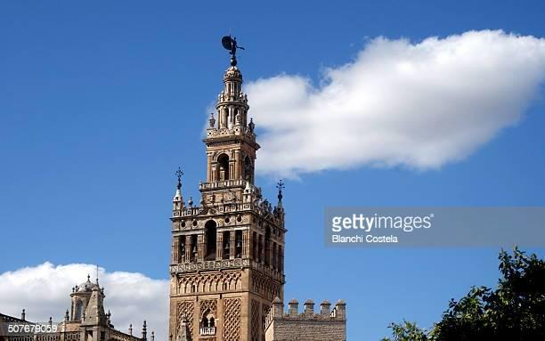 La Giralda in Seville, Spain