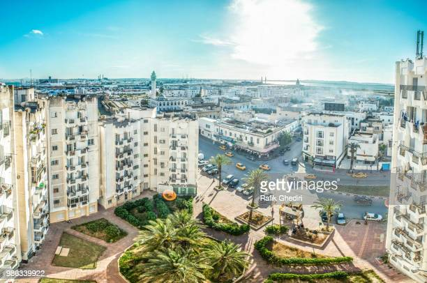 la goulette - tunisia - tunis stock pictures, royalty-free photos & images