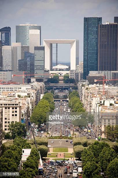 La Grande Arche de Paris