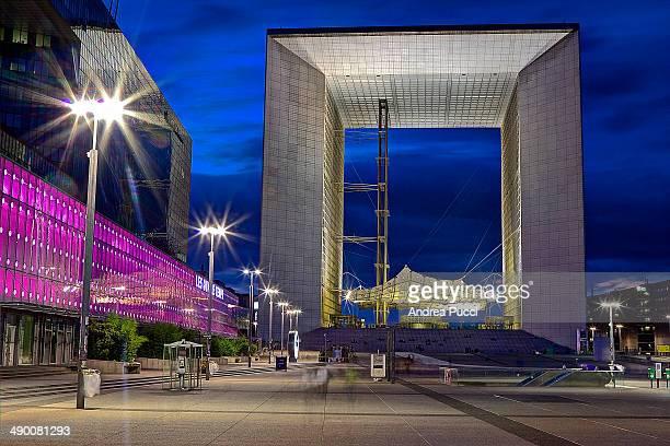 CONTENT] La Grande Arche de la Défense is a monument and building in the business district of La Défense in the west of Paris France
