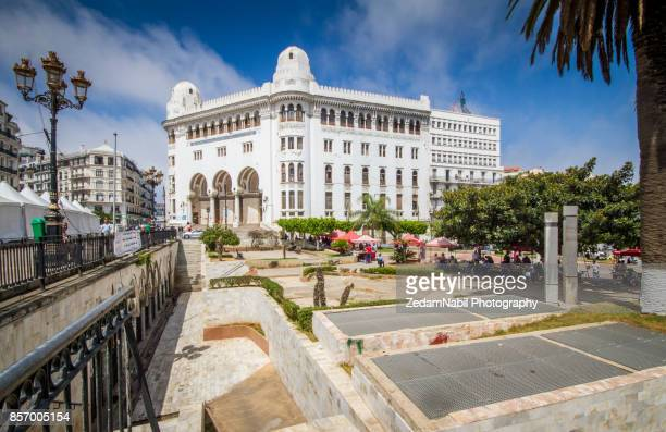 La Grande Poste, Algiers