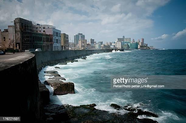 La Habana: Malecon