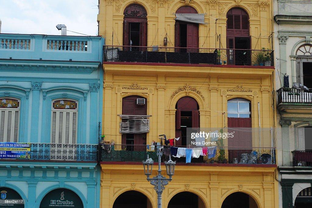 La Habana Vieja : Stock Photo