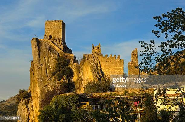 La Iruela castle Sierra de Cazorla Segura y Las Villas Natural Park Jaen province Andalusia Spain