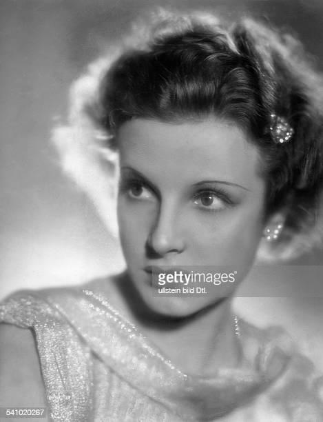 La Jana Actress Dancer Germany* in the film 'Truxa'Regie Hans H Zerlett 1936 Published by 'BZ' Vintage property of ullstein bild