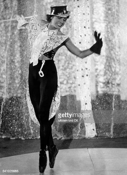 La Jana - Actress, Dancer, Germany*-+- in the film 'Truxa'Regie: Hans H. Zerlett - 1937Vintage property of ullstein bild