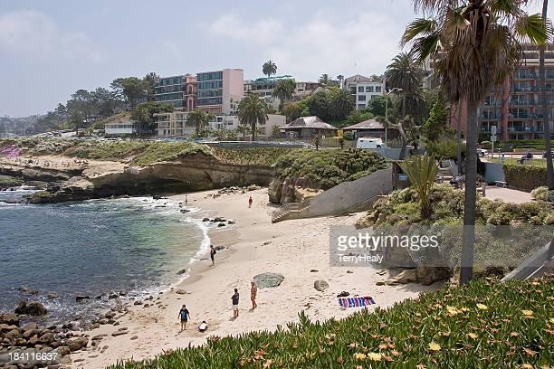Angra e Praia de La Jolla