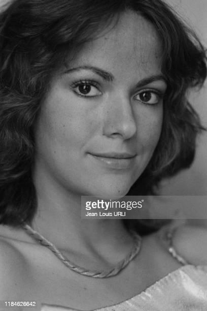 La journaliste Gisèle Galante à Paris en décembre 1979 France