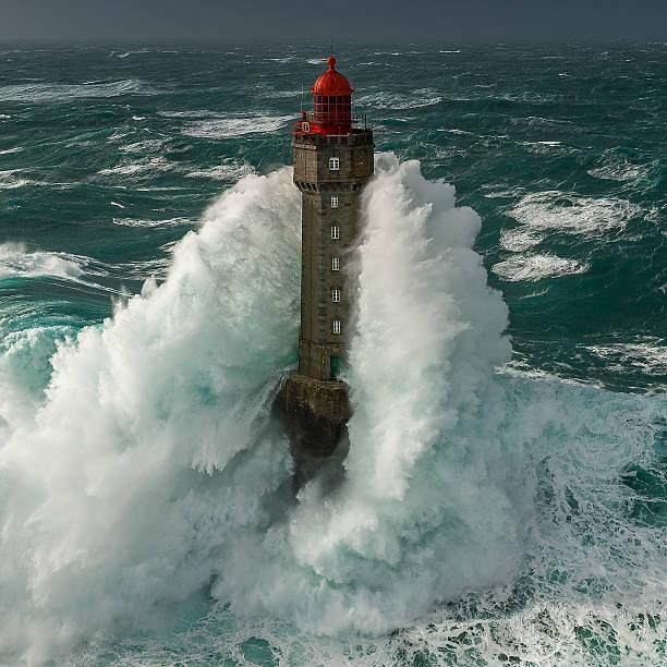 La Jument dans la tempête