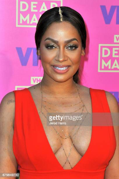 La La Anthony arrives at VH1's 2nd Annual 'Dear Mama An Event To Honor Moms' at The Huntington Library on May 6 2017 in Pasadena California