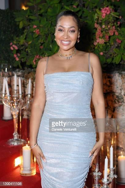 La La Anthony attends Cana Dorada Film & Music Festival - Casino Night: TV Shows Night on January 18, 2020 in Punta Cana, Dominican Republic.