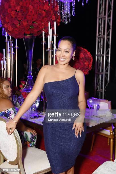 La La Anthony attends Cana Dorada Film & Music Festival - Closing Gala Dinner: Honoring Avi Lerner on January 19, 2020 in Punta Cana, Dominican...