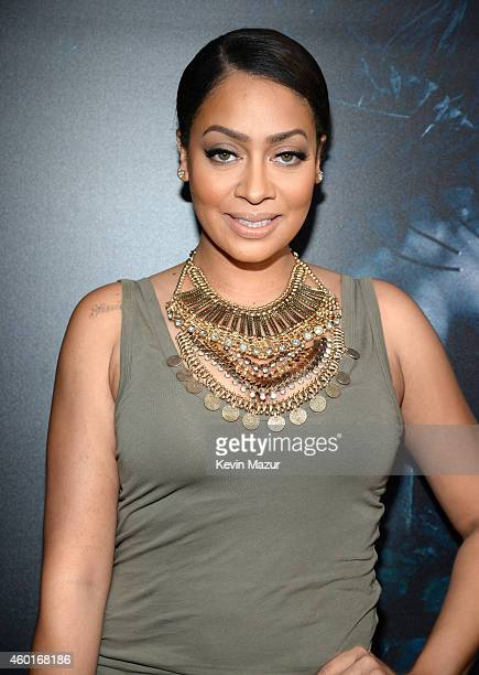 La La Anthony attends the world premiere of 'Into the Woods' at the Ziegfeld Theatre on December 8 2014 in New York City The stars came out for the...