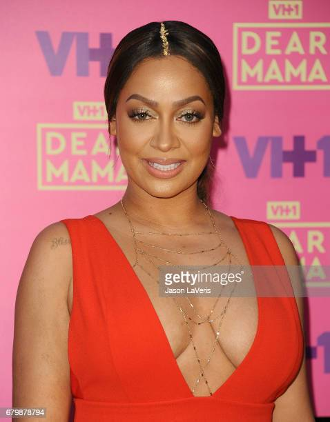 """La La Anthony attends VH1's 2nd annual """"Dear Mama: An Event to Honor Moms"""" on May 6, 2017 in Pasadena, California."""
