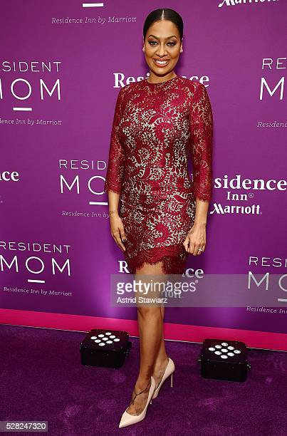 La La Anthony hosts Mother's Day Event In New York on May 4, 2016 in New York City.