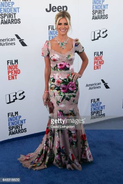 La La French attends the 2017 Film Independent Spirit Awards on February 25 2017 in Santa Monica California