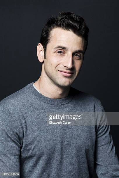 La La Land Composer Justin Hurwitz is photographed for The Wrap on December 5 2016 in Los Angeles California