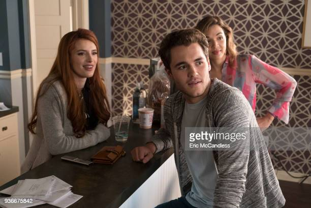 LOVE 'La La Locked' The fate of Locked has consequences good and bad for all involved in the second half of the Famous In Love season premiere This...