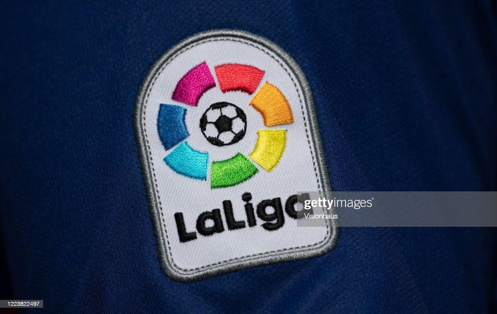 La Liga Home Shirts 2019-20 : News Photo