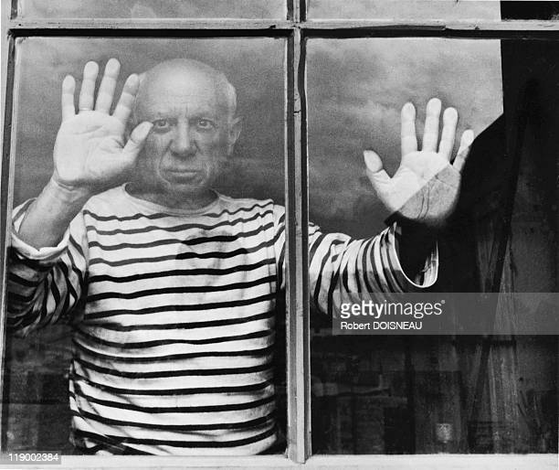 La Ligne De Chance Pablo Picasso In Vallauris