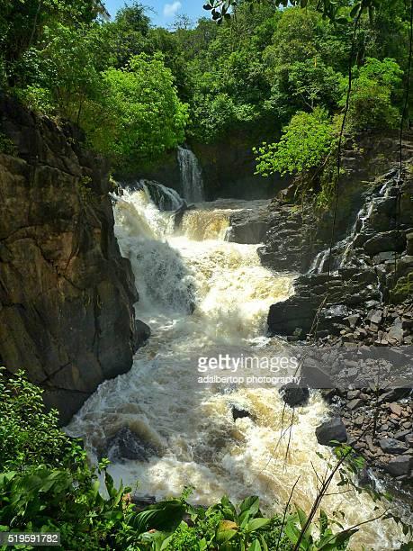 La Llovizna Rapids