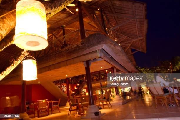 La Lucciola restaurant.
