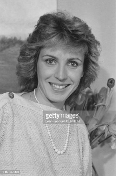 Evelyne dheliat in paris france on january 17 1983 pictures getty images - La maison paris 17 ...