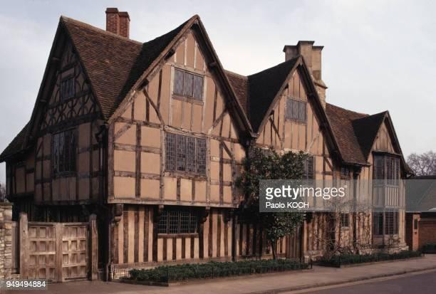La maison Hall's Croft de StratforduponAvon RoyaumeUni