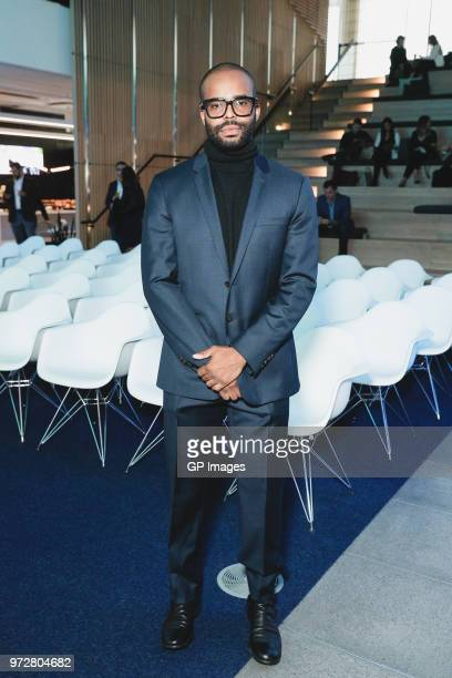 La Mar Taylor attends the Adweek Toronto Brand Stars Celebration at LoyaltyOne on June 12 2018 in Toronto Canada