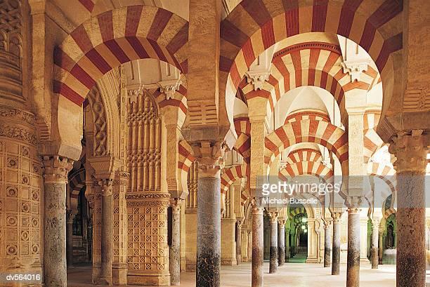 la mezquita, cordoba, andalucia, spain - mezquita fotografías e imágenes de stock