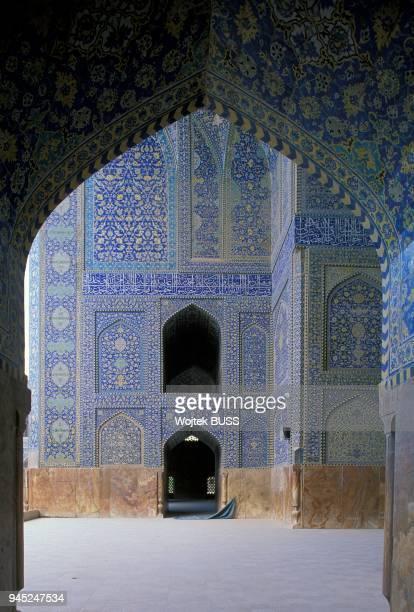 La mosque de l'Imam anciennement mosque royale La mosque de l'Imam anciennement mosque royale