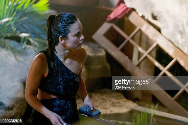 SOUTH 'La Muerte' Episode 310 Pictured Alice Braga as Teresa Mendoza
