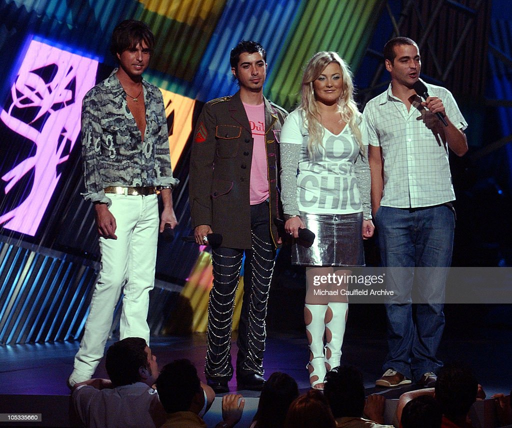 MTV Video Music Awards Latin America 2003 - Show