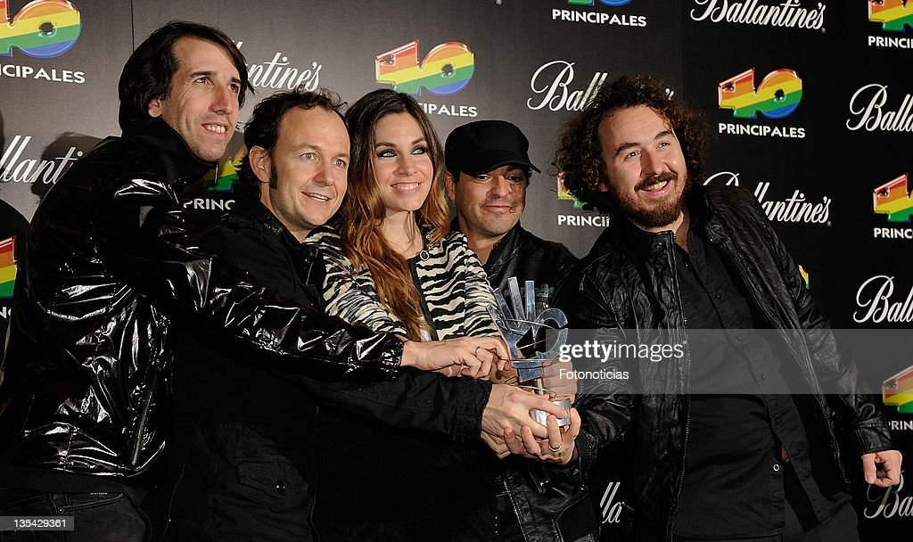 '40 Principales Awards' 2011