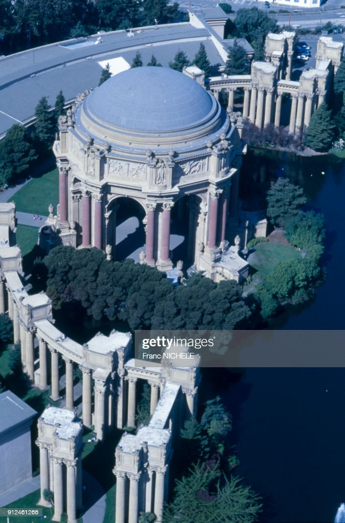 Palace Of Fine Arts A San Francisco Pictures | Getty Images