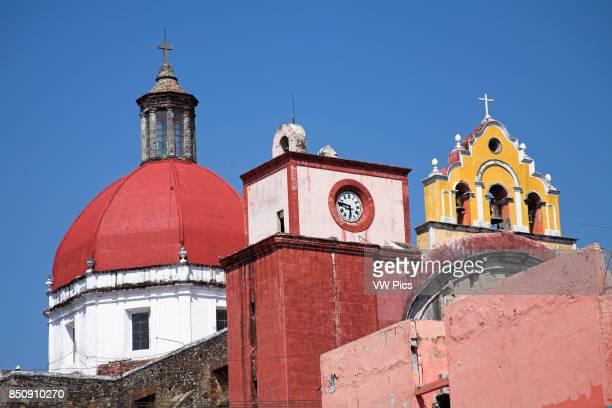 La Parroquia de Nuestra Senora de Guadalupe Our Lady of Guadalupe Church Cuernavaca Morelos State Mexico