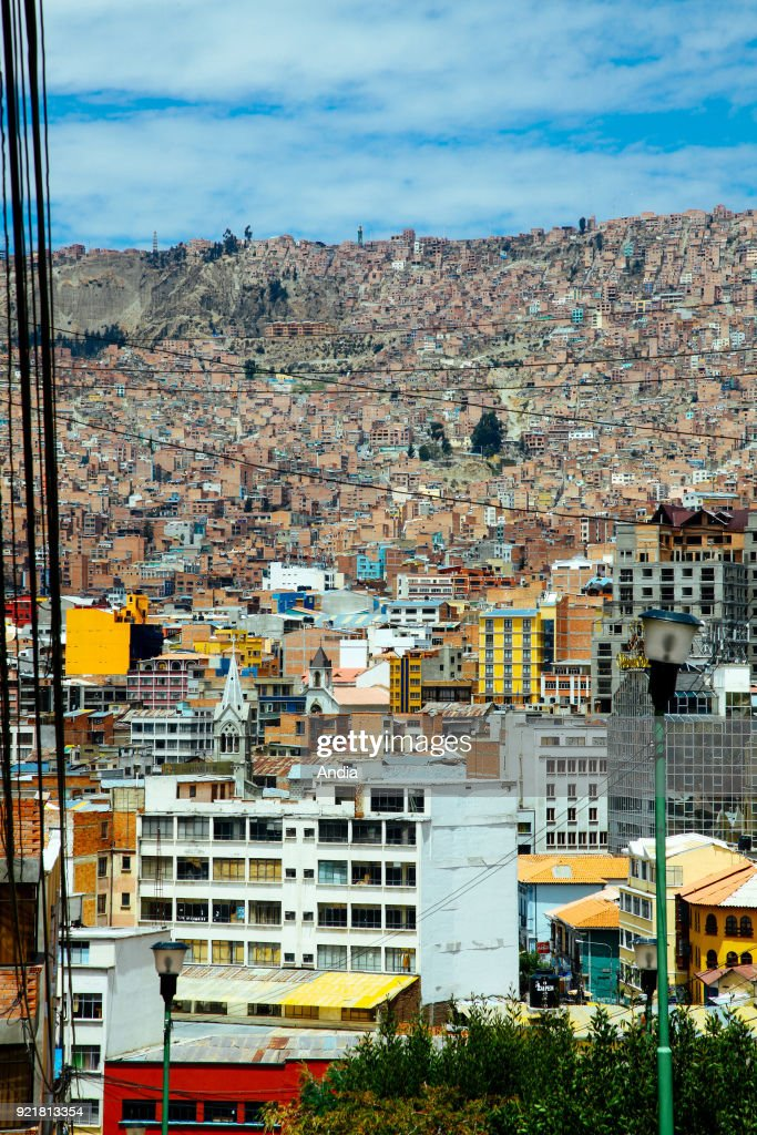 Barrios. : News Photo