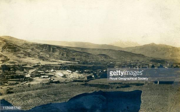 La Paz Bolivia 1907 Artist Percy Harrison Fawcett