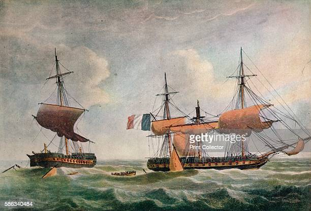 La Piemontaise capturing the Warren Hastings' circa 1806 The 'Warren Hastings' was an East Indiaman captured after a battle with the French frigate...