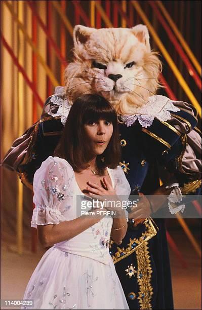 'La planete merveilleuse' with Chantal Goya In France On October 07 1982Chantal Goya