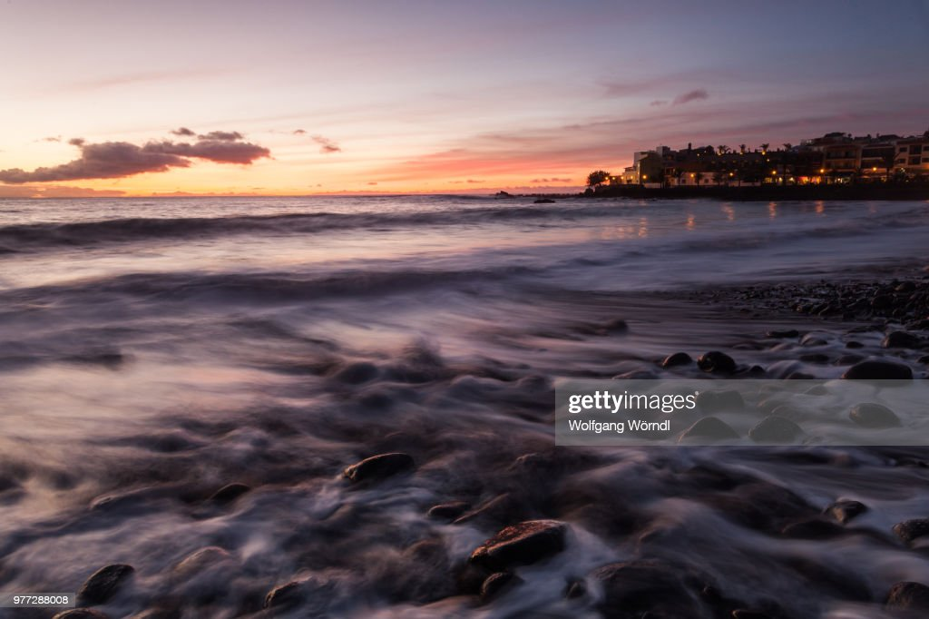 La Playa : Stock Photo
